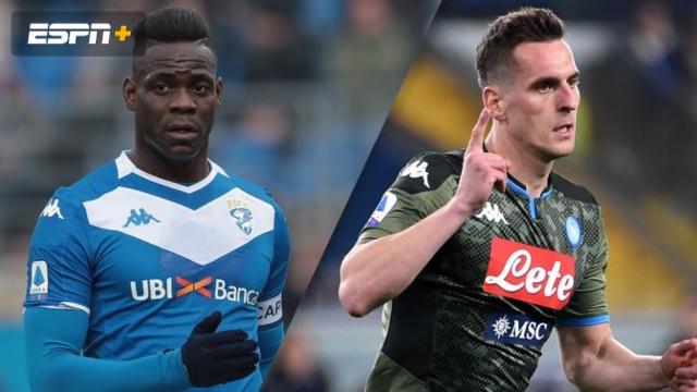 Brescia vs. Napoli (Serie A)