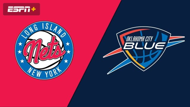 Long Island Nets vs. Oklahoma City Blue