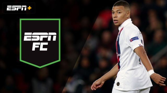 Wed, 11/13 - ESPN FC: Mbappe's possible Madrid move