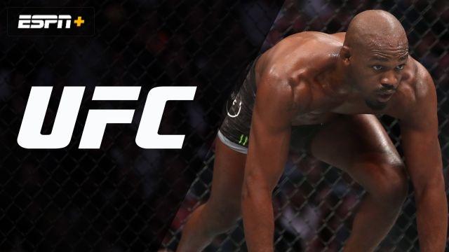 UFC 239 Pre-Show: Jones vs. Santos
