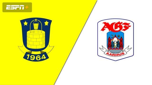 Brondby IF vs. AGF (Danish Superliga)