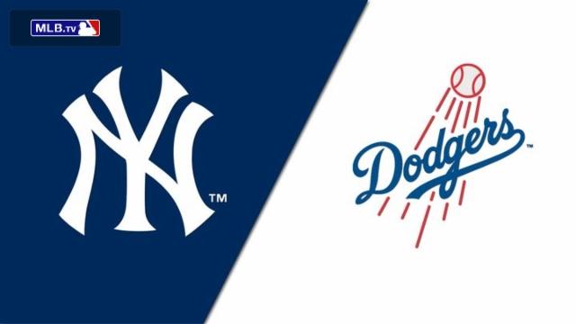New York Yankees vs. Los Angeles Dodgers