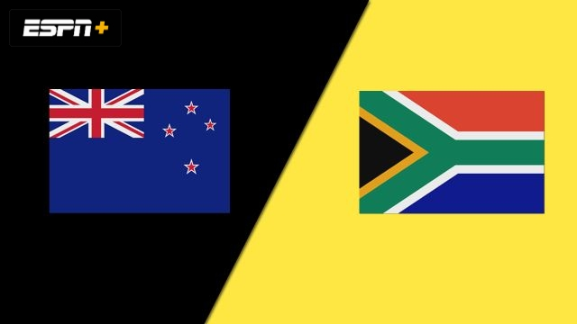 New Zealand vs. South Africa (The Rugby Championship)