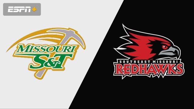 Missouri S&T vs. Southeast Missouri State (M Basketball)
