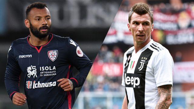 Cagliari vs. Juventus (Serie A)