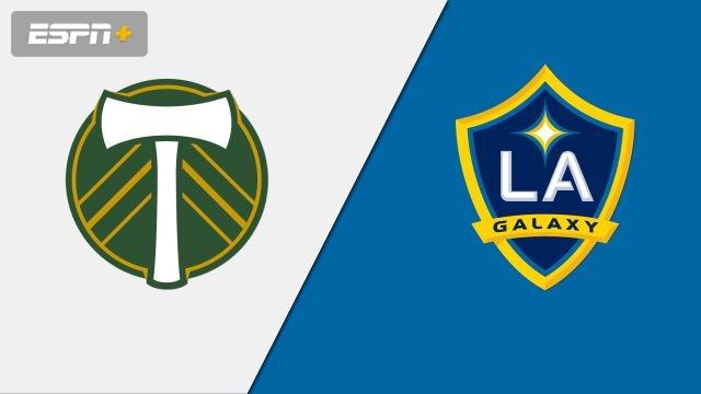 Portland Timbers vs. LA Galaxy (Round of 16) (U.S. Open Cup)