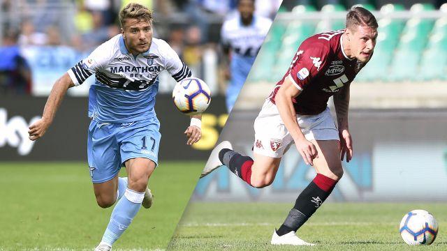 Lazio vs. Torino (Serie A)