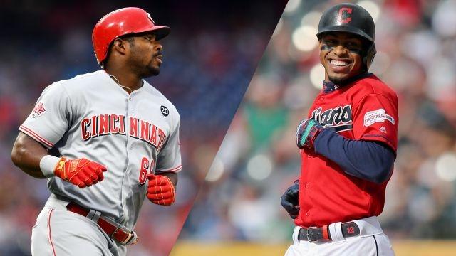 Cincinnati Reds vs. Cleveland Indians