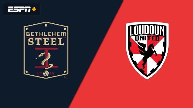 Bethlehem Steel FC vs. Loudoun United FC (USL Championship)