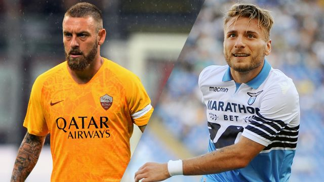 AS Roma vs. Lazio (Serie A)