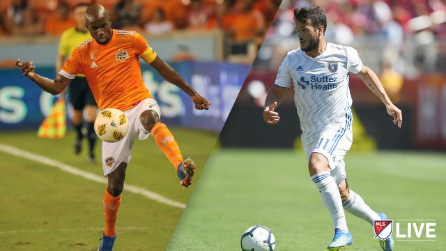 Houston Dynamo vs. San Jose Earthquakes