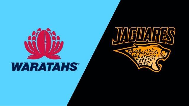 Waratahs vs. Jaguares