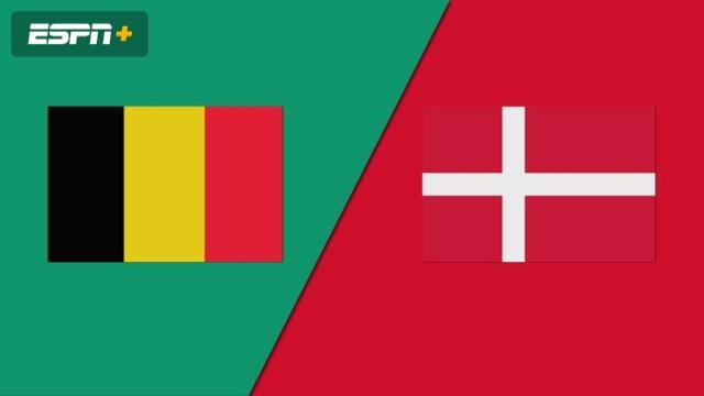 Belgium vs. Denmark