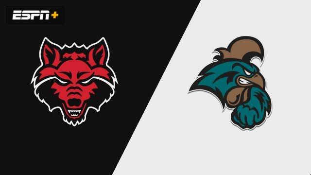 Arkansas State vs. Coastal Carolina (M Basketball)