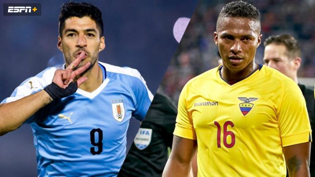 Uruguay vs. Ecuador (Group Stage) (Copa America)
