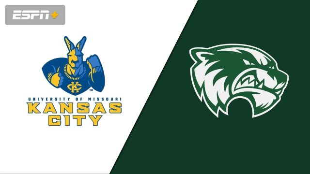 UMKC vs. Utah Valley (First Round) (M Soccer)