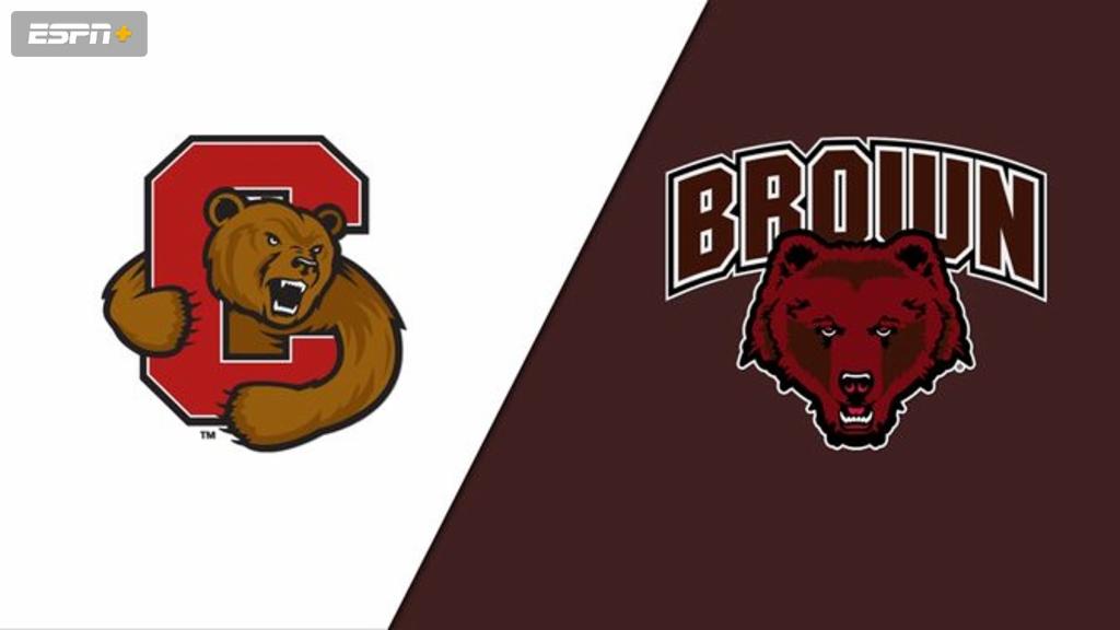 #1 Cornell vs. Brown (W Hockey)