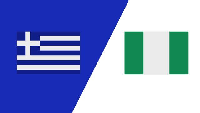 Greece vs. Nigéria