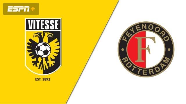 Vitesse vs. Feyenoord (Eredivisie)