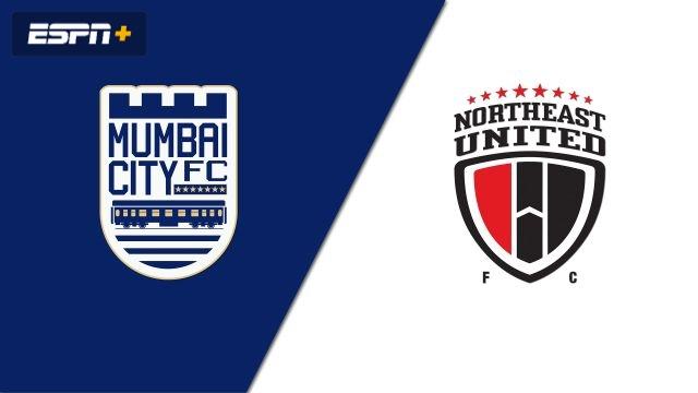 Mumbai City FC vs. NorthEast United FC