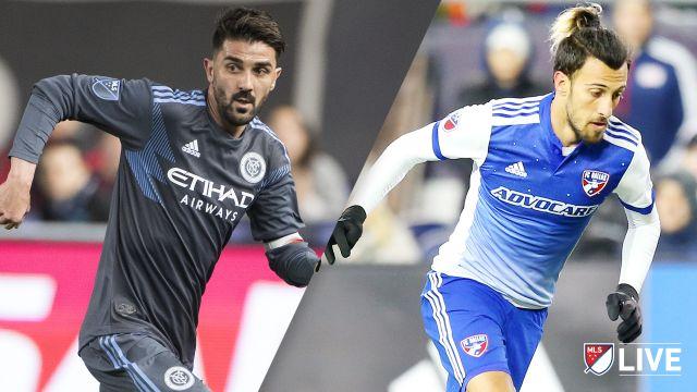 New York City FC vs. FC Dallas
