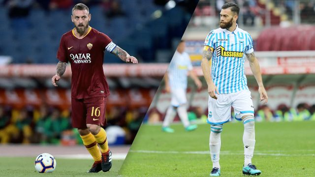 AS Roma vs. SPAL (Serie A)
