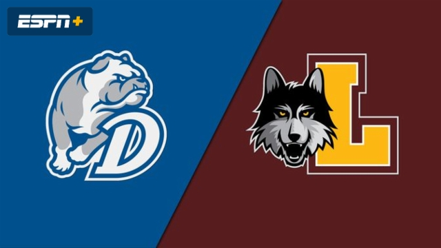 Drake vs. Loyola (M Basketball)