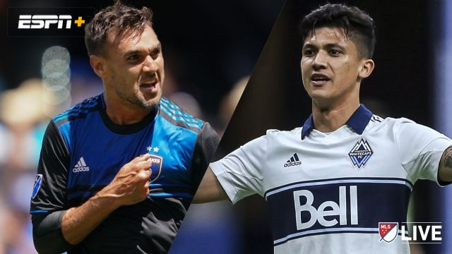 San Jose Earthquakes vs. Vancouver Whitecaps FC (MLS)