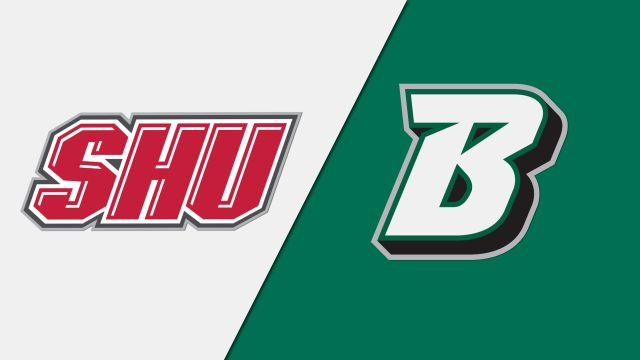 Sacred Heart vs. Binghamton (M Basketball)