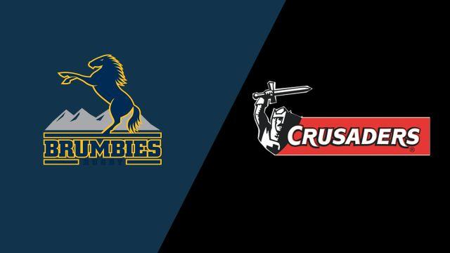 Brumbies vs. Crusaders (Super Rugby)