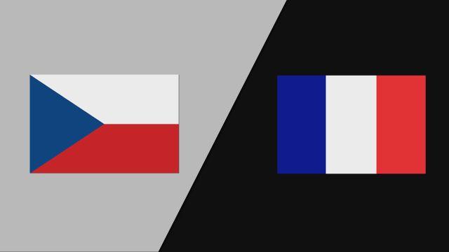 Czech Republic vs. France (FIBA World Cup Qualifier)