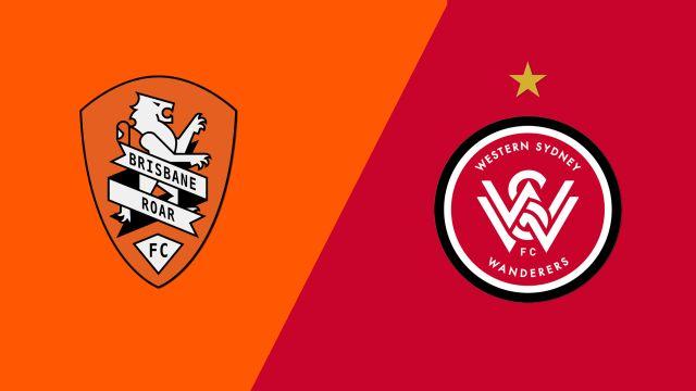 Brisbane Roar FC vs. Western Sydney Wanderers FC (W-League)