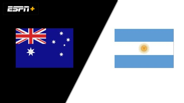 Australia vs. Argentina (The Rugby Championship)
