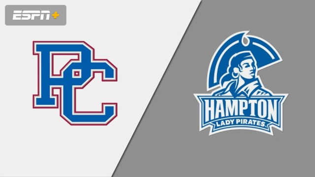 Presbyterian vs. Hampton (W Basketball)