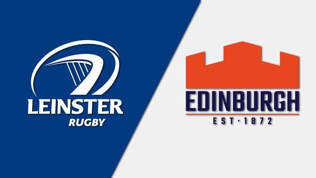 Leinster vs. Edinburgh