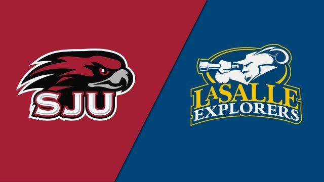 Saint Joseph's vs. La Salle (Softball)