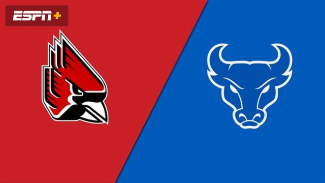 Ball State vs. Buffalo (M Basketball)