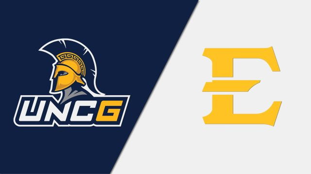 Watch UNCG @ ETSU
