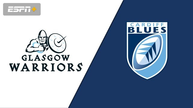 Cardiff Blues vs. Glasgow Warriors (Guinness PRO14 Rugby)