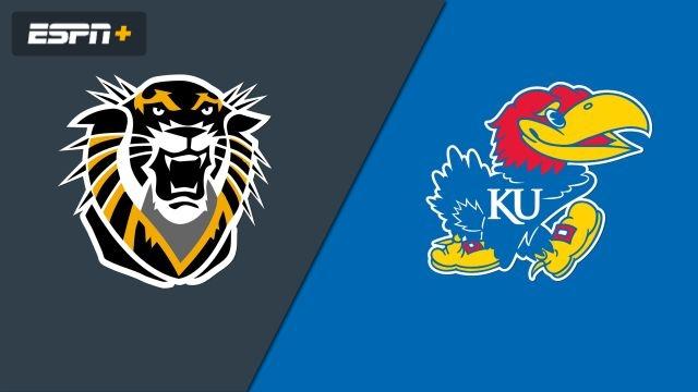 Fort Hays State vs. Kansas (M Basketball)