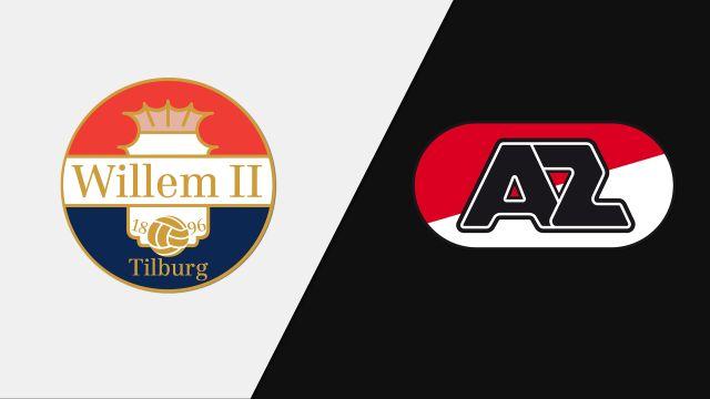 Willem II vs. AZ Alkmaar (Eredivisie)