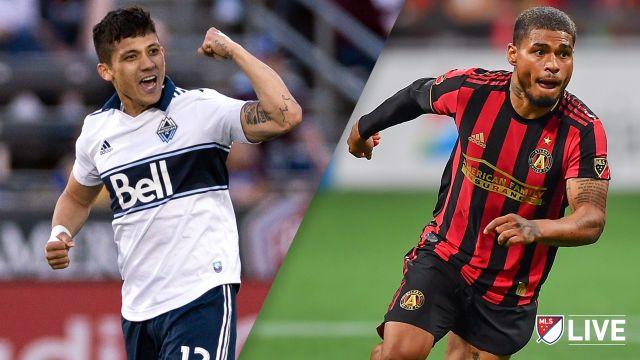 Vancouver Whitecaps FC vs. Atlanta United FC