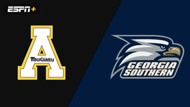 Appalachian State vs. Georgia Southern (W Basketball)