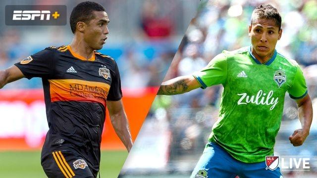 Houston Dynamo vs. Seattle Sounders FC (MLS)