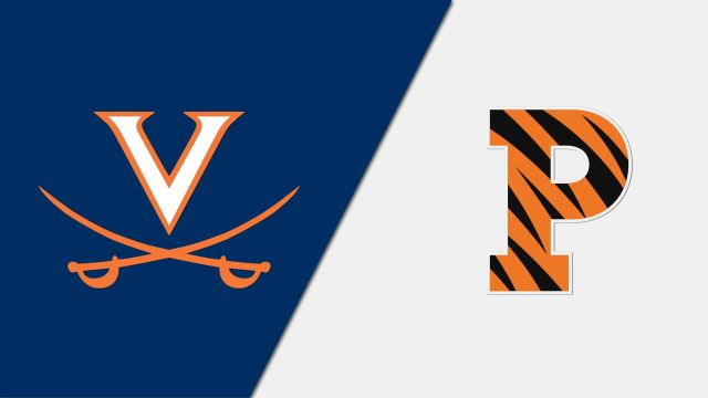 #12 Virginia vs. #20 Princeton (M Lacrosse)