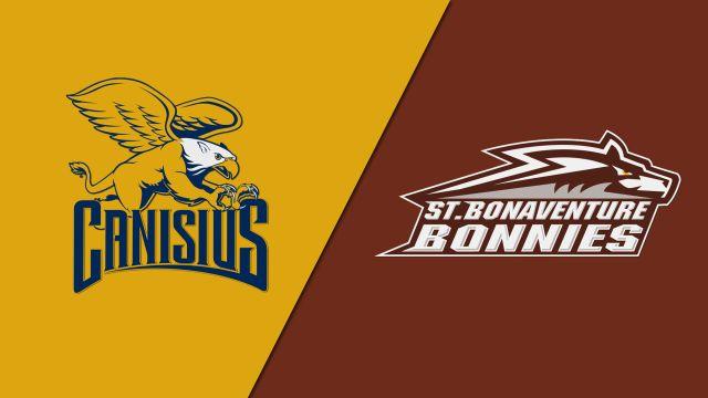 Canisius vs. St. Bonaventure (W Basketball)