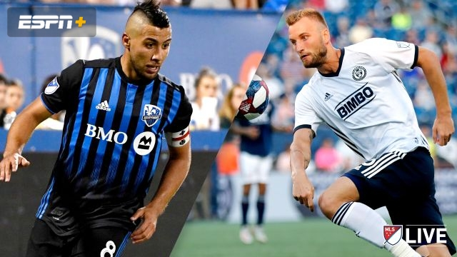 Montreal Impact vs. Philadelphia Union (MLS)