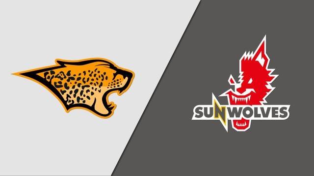 Jaguares vs. Sunwolves (Super Rugby)