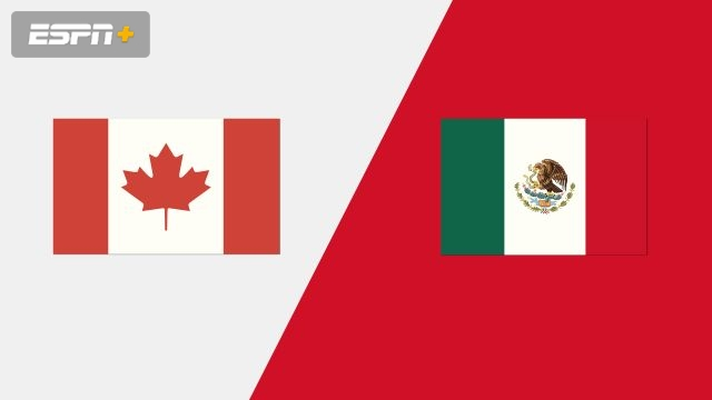 Canada vs. Mexico (Group Phase)