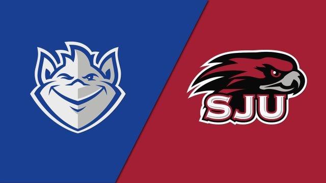 Saint Louis vs. Saint Joseph's (Softball)
